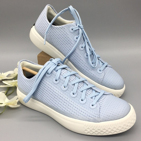 Converse All Star Ox Velcro – porpoise | Footsteps